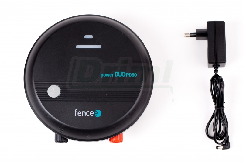 Fencee Power DUO PD10, zdroj impulzů 1J